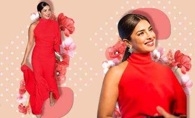 Priyanka Chopra Jonas UNICEF Snowflake Ball 2019