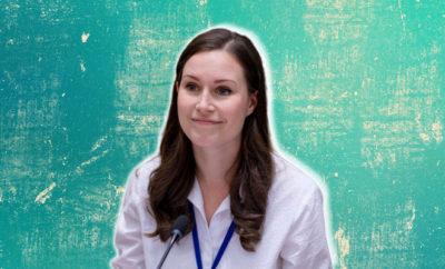 Sanna Marin Finland PM