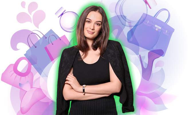 Hauterfly Evelyn Sharma Responsible Fashion Seams For Dreams