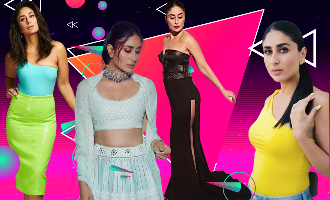 Kareena Kapoor Khan Fashion Recap 2019