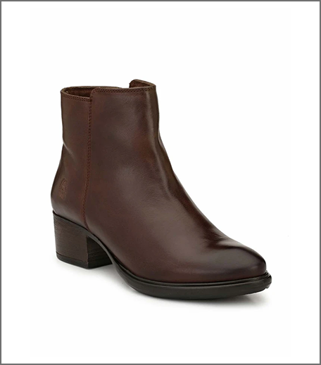 Hauterfly Brown Ankle Boots