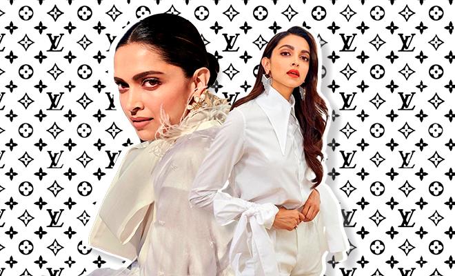 Hauterfly Deepika Padukone Louis Vuitton