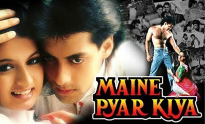 Throwback Thursday Maine Pyaar Kiya