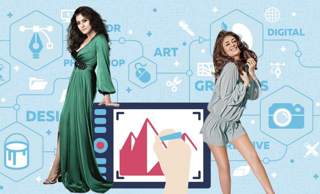 Kareena Kapoor Kajol Photoshop