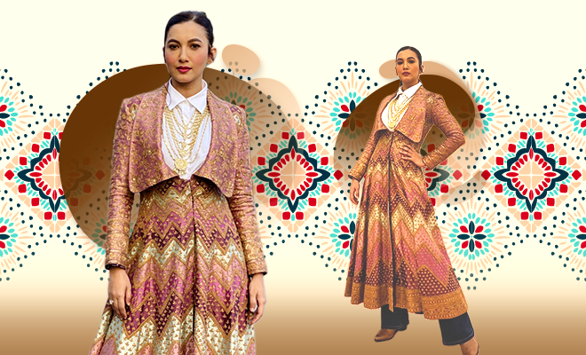 Hauterfly Gauhar Khan Ethnic Jacket