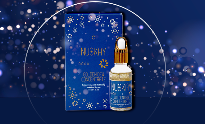 Nuskay Golden Dew Concentrate Review