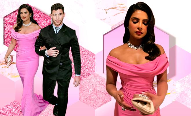 Priyanka Chopra Jonas Golden Globes 2020