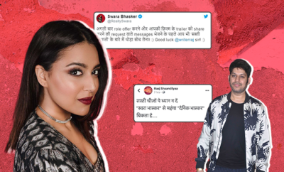 Swara-bhasker-Raaj-Shaandilyaa-Twitter-banter-story-660-400-hauterfly