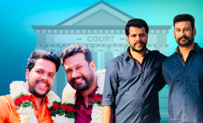 Kerala Gay couple legalise marriage