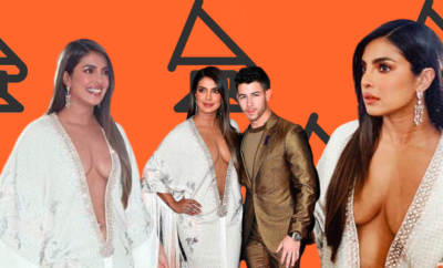 Hauterfly Priyanka Chopra Jonas Grammy Awards 2020
