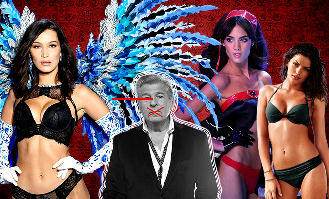 Hauterfly Victoria's Secret Ed Razek Sexual Harassment