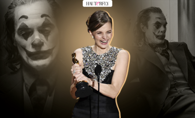 Hildur Gudnadottir is the first woman to win Oscar for best original score 660 400 hauterfly