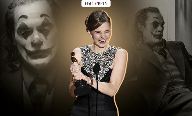 Hildur Gudnadottir is the first woman to win Oscar for best original score 660 400 hauterfly
