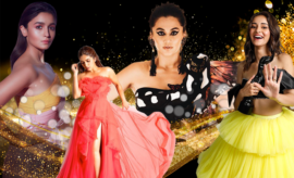 Hauterfly Filmfare Awards Fashion 2020