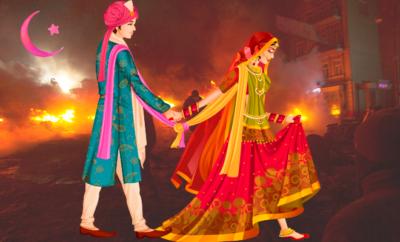 hindu-wedding-delhi riot