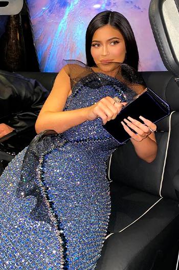 Hauterfly Kylie Jenner Vanity Fair Oscars Party 2020