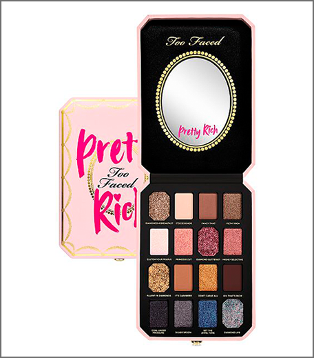 Too Faced Pretty Rich Eye Palette