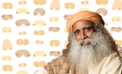 sadhguru-about breast milk
