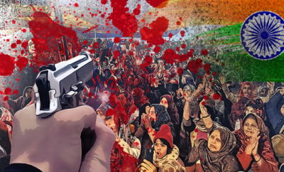 Shaheen Bagh Shooting Bravery