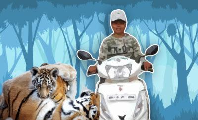 FI Female Forest Officer