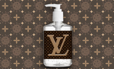 FI LV Hand Sanitizer