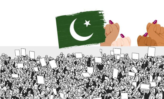 Pakistan Women's March