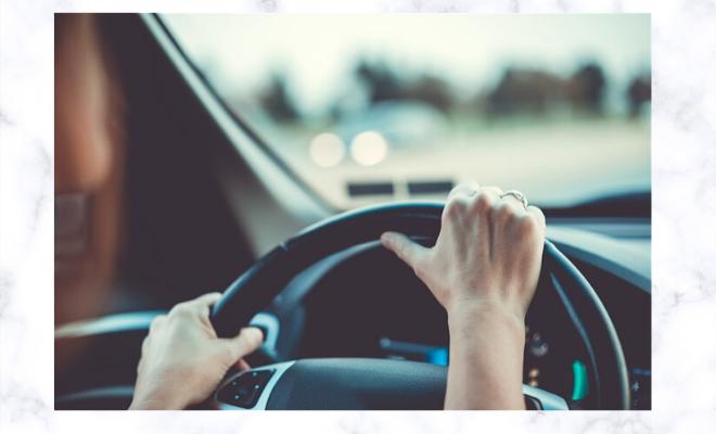 Uber Driver Sleeping Woman Drove Herself