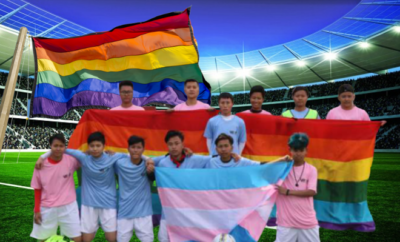 Manipur Transgender Team