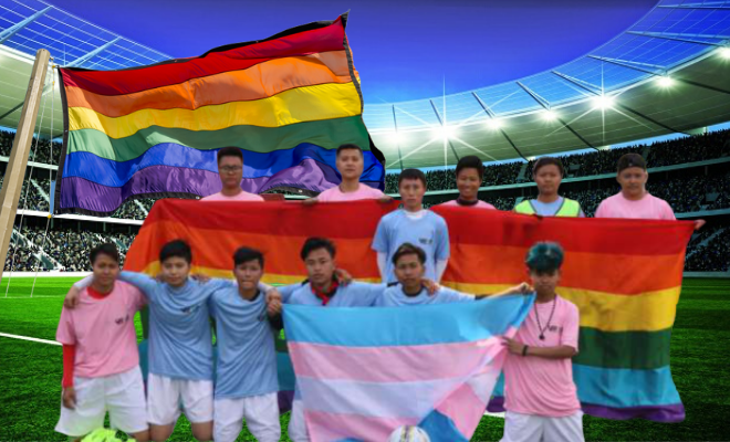 Manipur Transgender Team