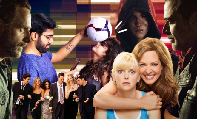 TV shows to watch during quarantineTV shows to watch during quarantine