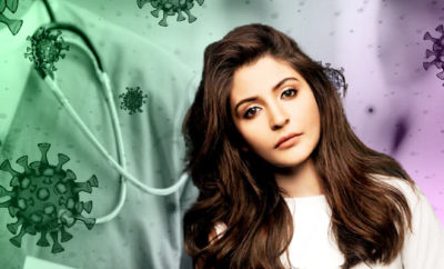 FI Anushka Is Against Harassment Of Medical Personnel