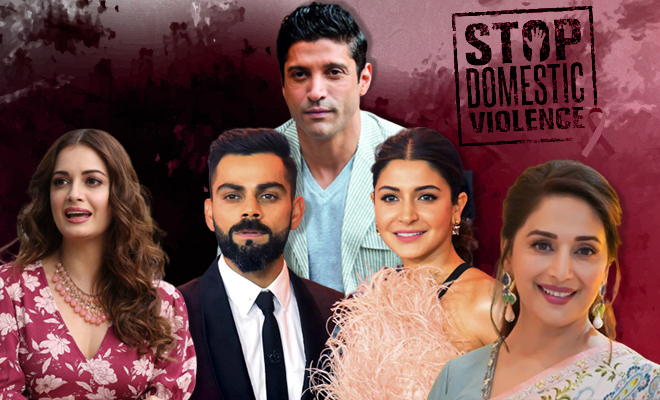 FI Celebs Speak Up Against Domestic Violence
