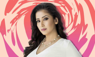 FI Manisha Koirala On How She's Dealing With These Times