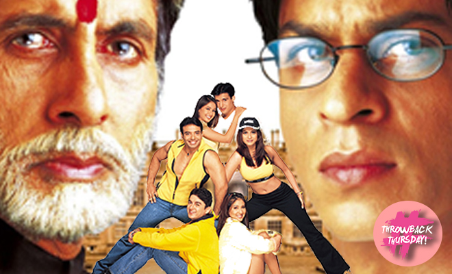 Throwback Thursday Mohabbatein Is Full Of Egoistic Dumb And Sexist Men Who Keep Wanting The Women To Change Hauterfly