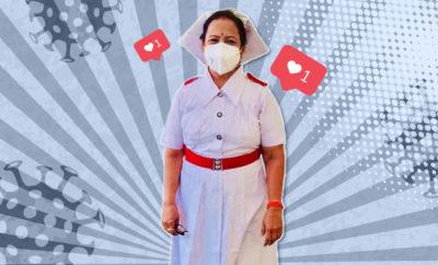 FI Mumbai Mayor Visits Hospital