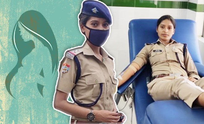 FI Policewoman Goes Beyond Call Of Duty
