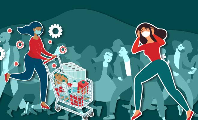 FI Shopping In Quarantine