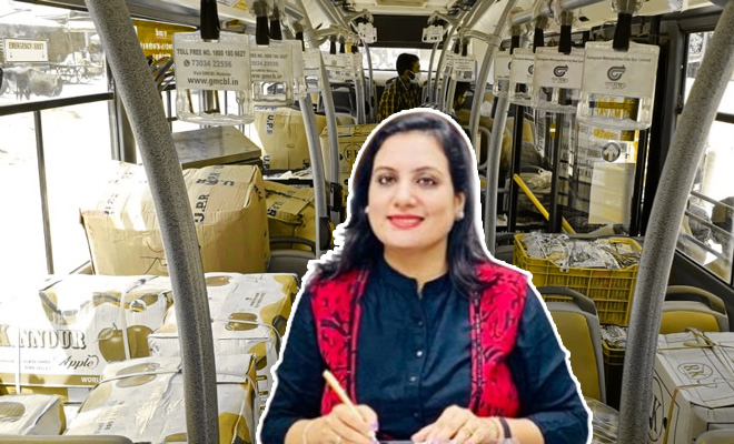 FI Sonal Goel's Mobile Grocery Store