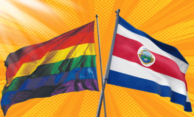 FI Costa Rica Legalises Same Sex Marriage