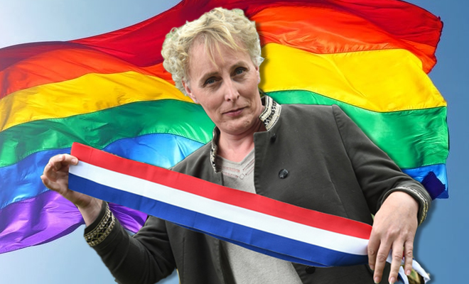 FI France Gets Its First Openly Transgender Mayor