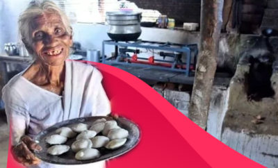 FI Idli Aunty Is A Star