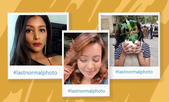 FI #LastNormalPhoto Has Us Nostalgic