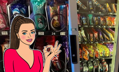FI Mom Uses Vending Machine. Makes Kids Earn Treats