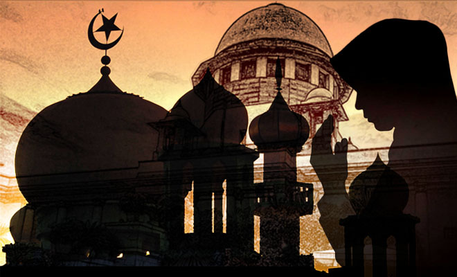 FI Petition To Allow Women Into Mosques