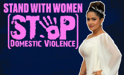 FI Salma Hayek's Campaign Is The Need Of The Hour