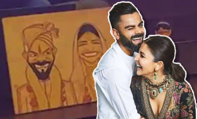 FI So Virushka Have A Sense Of Humour