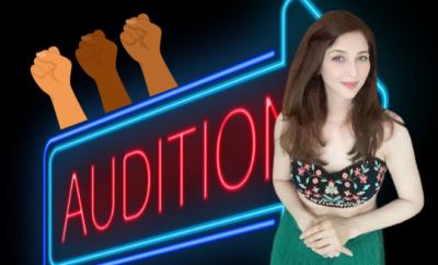 Saumya Tandon Auditions Abroad