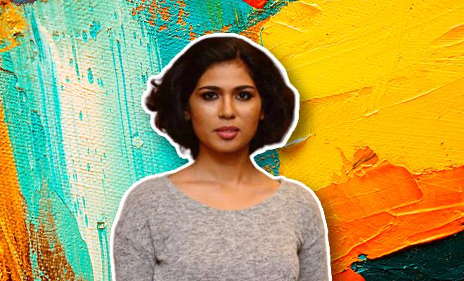 FI Activist Rehana Asks Children To Paint Topless Body