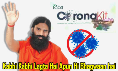 FI Coronavirus Cure Sparks Meme Fest