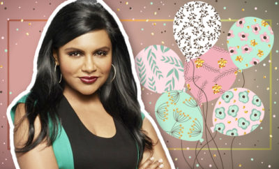 FI Happy Birthday Mindy Kaling. You Inspire Us
